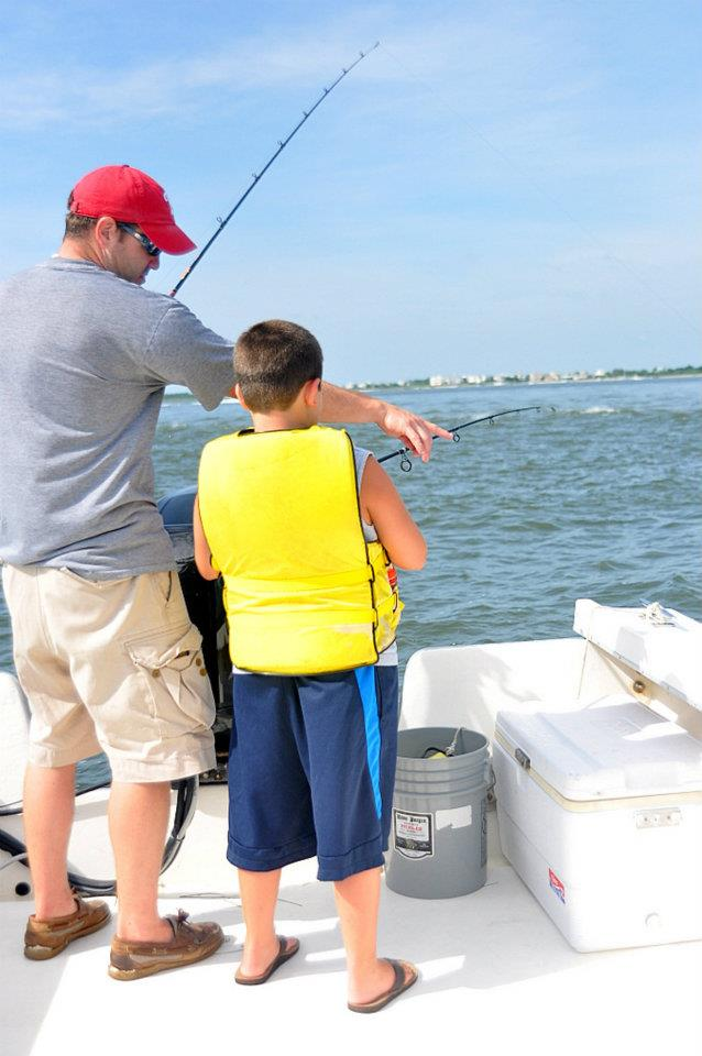 Captain old barney charters llc for Lbi fishing charters